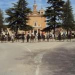 Ruta a Caballo por el Real Cortijo de San Isidro