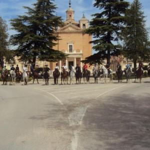 Ruta al Real Cortijo de San Isidro