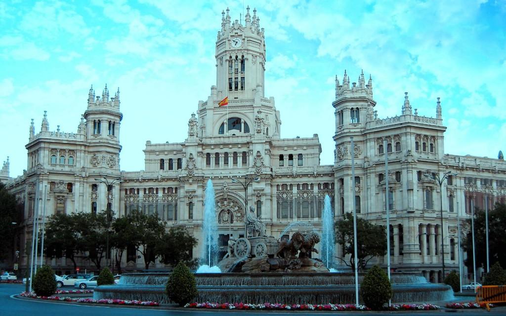 Madrid la gran ciudad tur stica cuadra bella vista for Saneamientos bellavista madrid